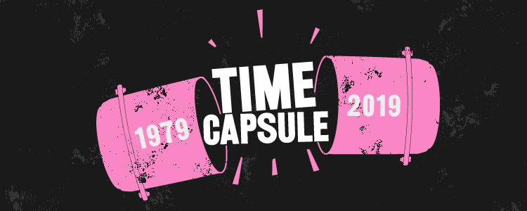 Miracle Time Capsule 1979 - 2019