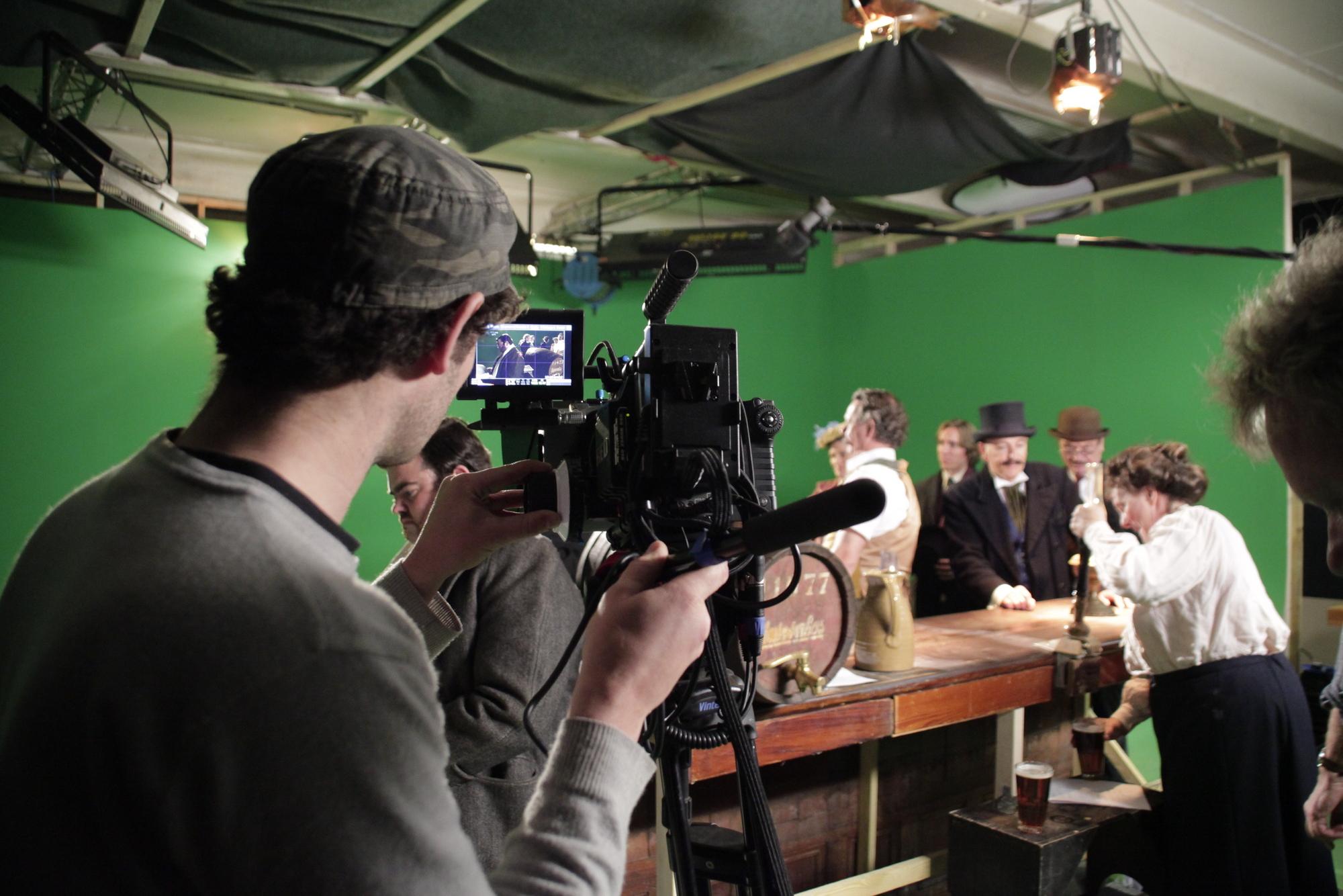 Studio shoot, Tin, 2012