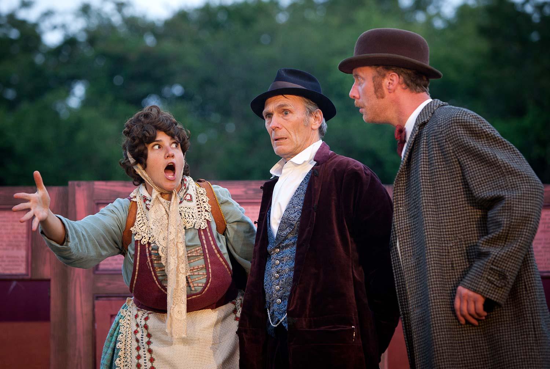 The Death of Sherlock Holmes, 2011