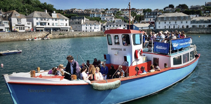 Weds 15 August <br /> Take the Boat from Falmouth to see the show at St Mawes!<br /> Advance booking essential <br />