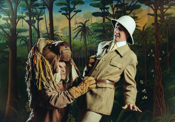 Ffitch Players 2015 Dr Livingstone, I Presume? In The Jungle  Dr Livingstone I Presume Book
