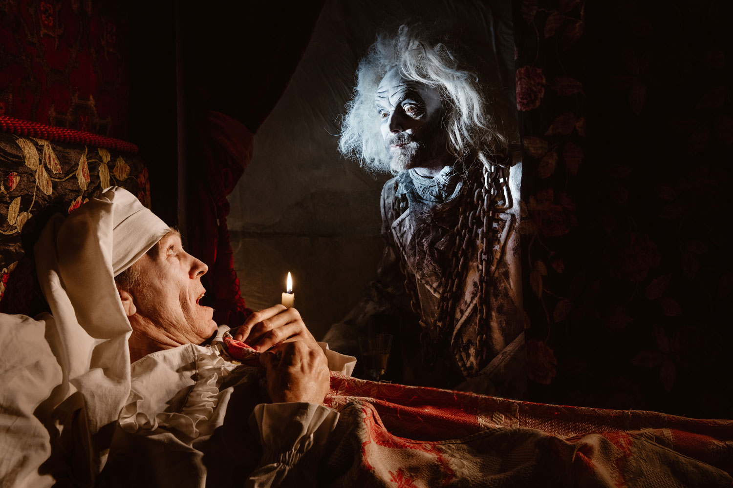 a christmas carol miracle theatre