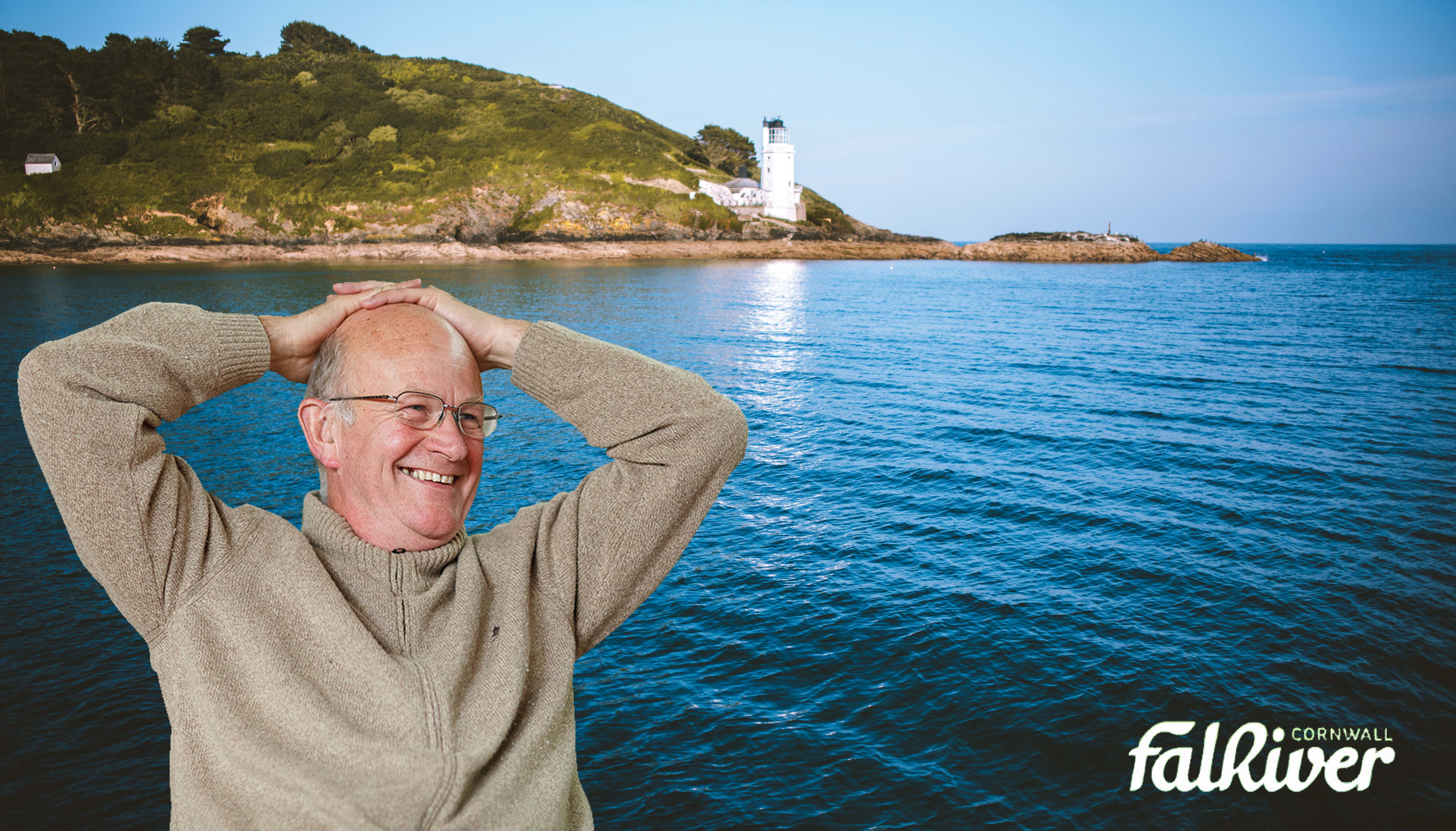 Set Sail with us on 28 May from Falmouth to St Anthony Lighthouse and enjoy an exclusive screening of  WIND on board Fal River's luxury charter boat plus Q& A with Bill.