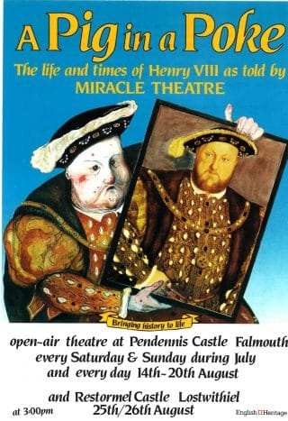Time capsule : Miracle Theatre